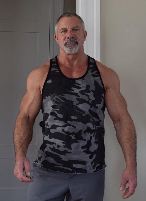 Muscle Woof On Instagram Bears: Mature Men, Muscular Men