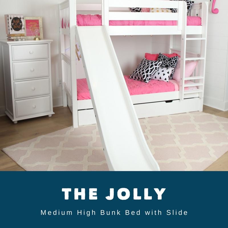 Slide Beds for Kids Best Bunk Beds & Loft Beds Bed