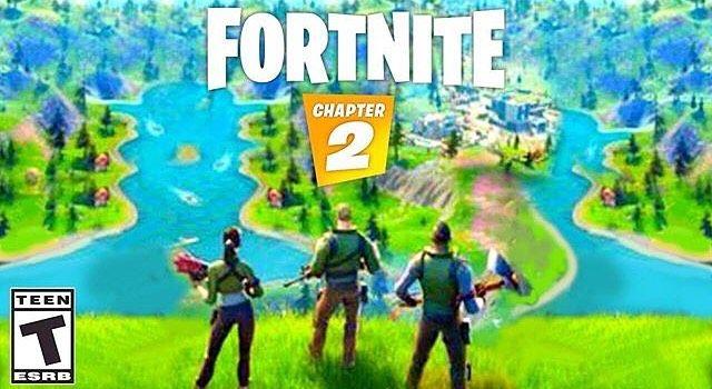 Fortnite Chapter 2 Season 2 Battle Pass Video Fortnite Battle Chapter