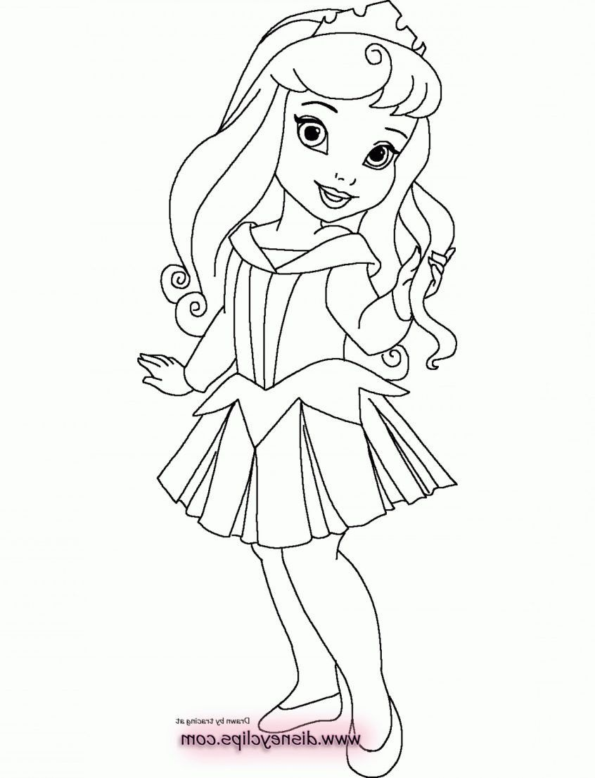 Aurora Princess Coloring Page Youngandtae Com In 2020 Disney Princess Coloring Pages Princess Coloring Princess Coloring Pages