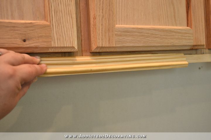 Wall Of Cabinets Installed Plus How To Install Upper By Yourself