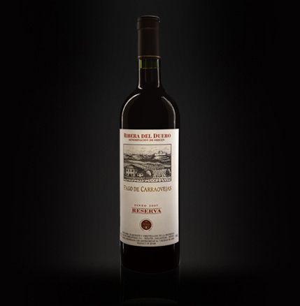 Pago De Carraovejas Reserva Ribera De Duero Spain Vinos Uvas