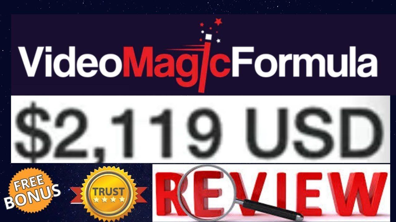 Video Magic Formula Review Demo Video Magic Formula Bonuses Formula Bonus Money Online