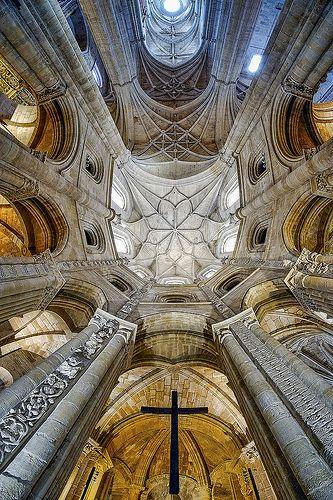Cathedral Of Santo Domingo De La Calzada Camino De Santiago La Rioja Spain Camino De Santiago Cathedral Cathedral Architecture