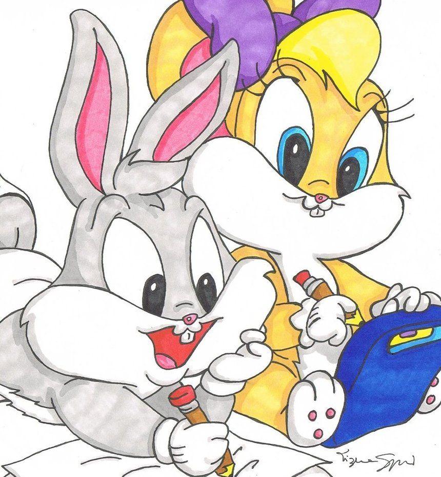lola bunny | *LOLA BUNNY* | Pinterest | Looney tunes, Conejitos y Bebé