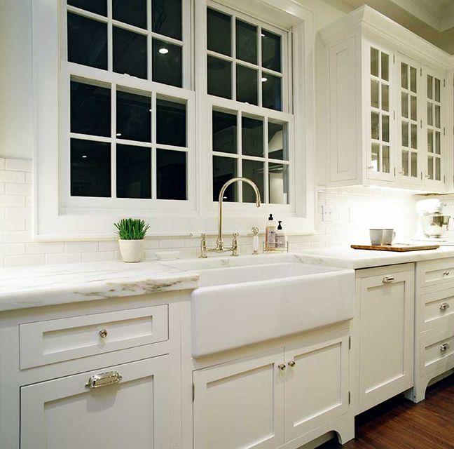 Pin de ESMarble en Marble vs Granite for our Kitchen counter tops ...