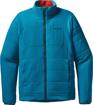 Patagonia Men's NanoAir Insulated Jacket Grecian Blue XXL