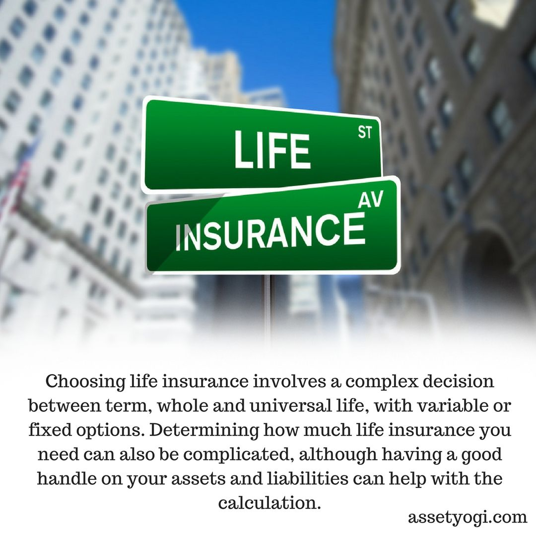 Choosing Life Insurance Involves A Complex Decision Between Term