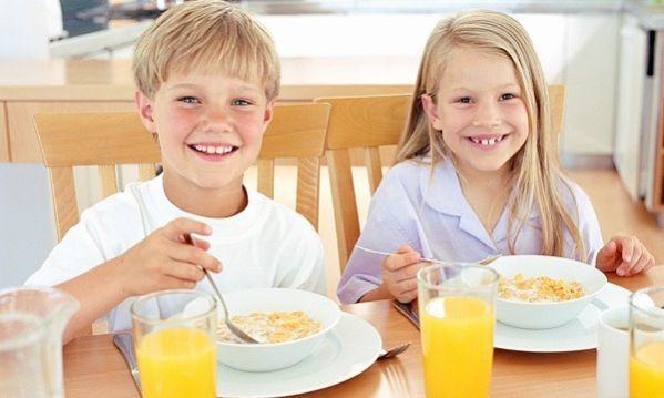 Το Μακεδονικό: Προσοχή τι δίνετε για πρωινό στα παιδιά