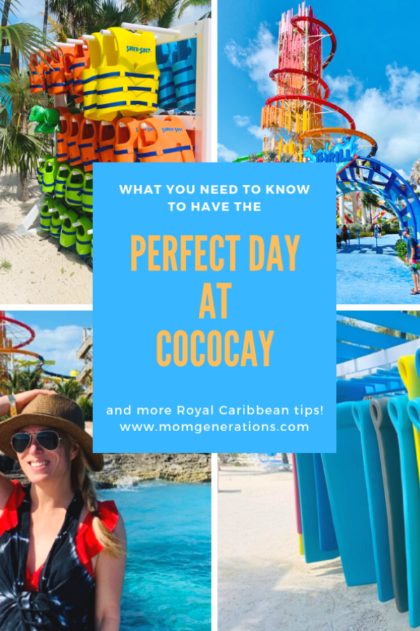 Royal Caribbeans Perfect Day at CocoCay with Kids (or