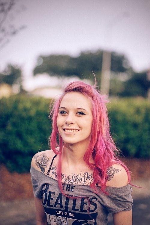 ayeee-tattoos-and-piercings:  ♡ Tattoo and Piercing Blog♡  - not my photo -