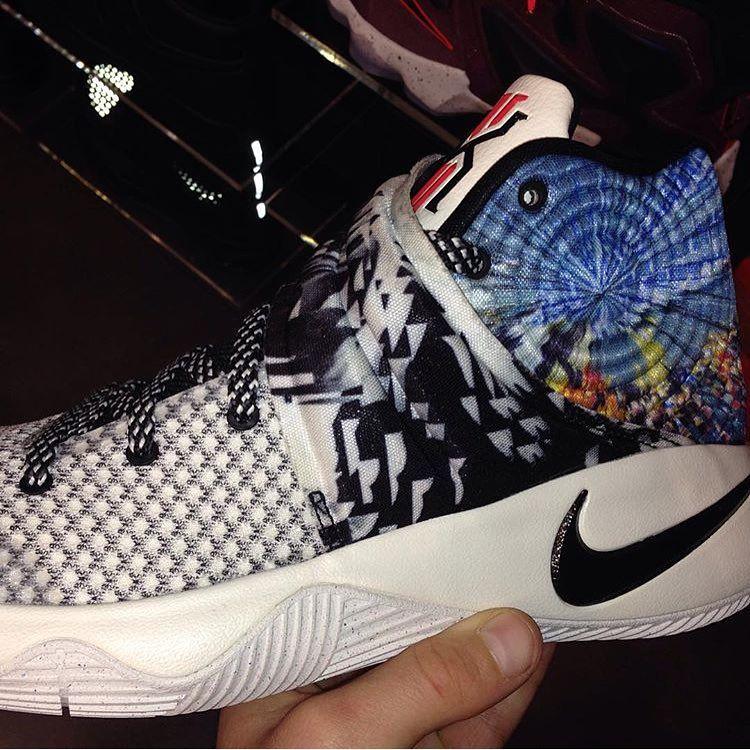 Black · Nike Kyrie 2 1 White ...