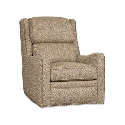 Bradington Young Stellan Wall Hugger Recliner Nailhead Detail