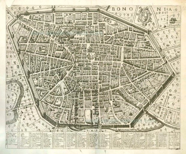 Pin by Aye EKC on bologna Pinterest Bologna and Antique maps