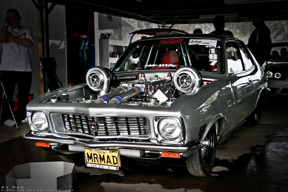 MR MAD LC TORANA Holden muscle cars, Australian cars