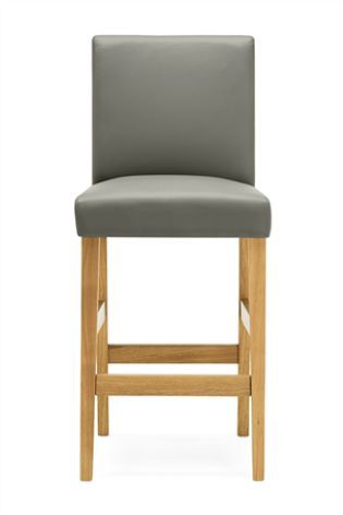 Buy Moda Bar Stool Faux Leather From The Next Uk Online Shop Bar Stools Grey Bar Stools Stool