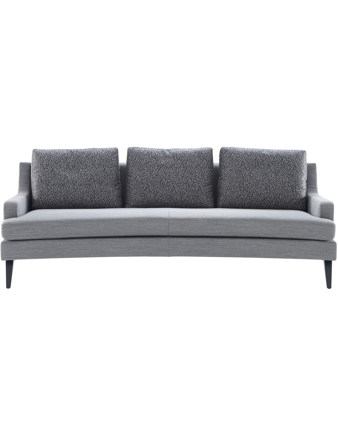 Belem Sofa designed by Didier Gomez for Ligne Roset ...