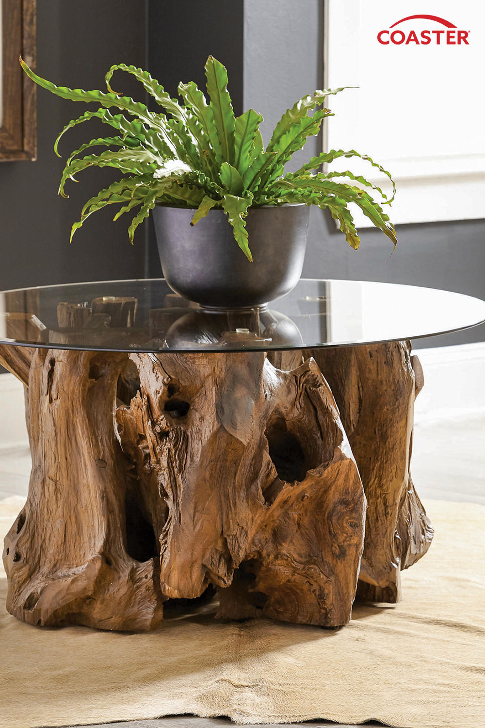 The Perfect Coffee Table For Nature Lovers Coaster Fine Furniture Coffee Table Base Perfect Coffee Table [ 1500 x 1000 Pixel ]