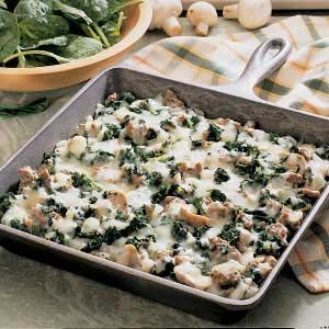 Ground Beef Casserole Recipes Recipes Venison Recipes Ground Beef And Spinach