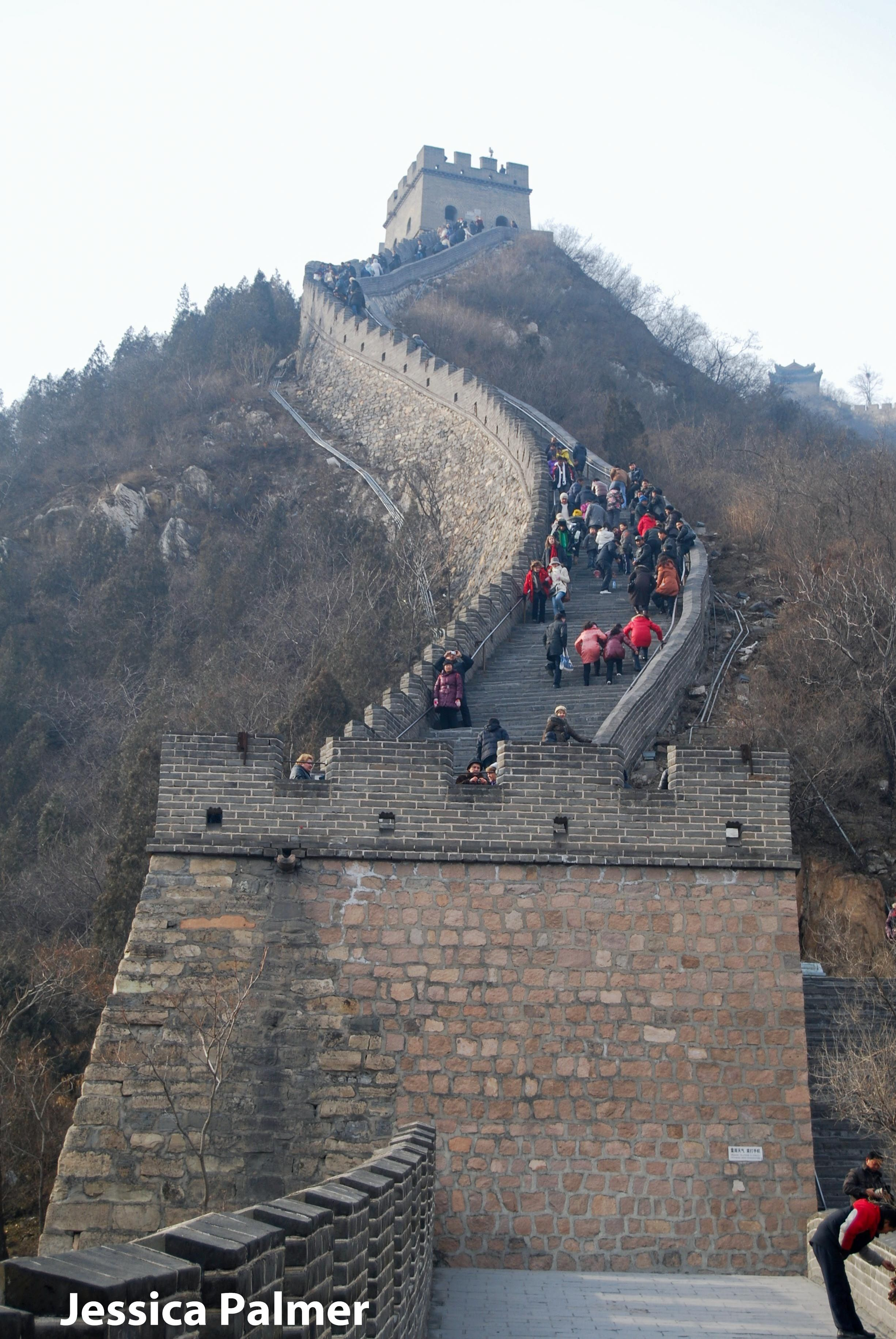 beijing the great wall juyongguan section great wall on great wall id=37195