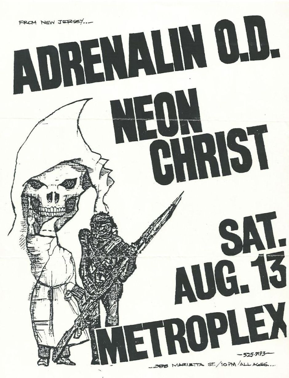 Pin on Punk posters/flyers