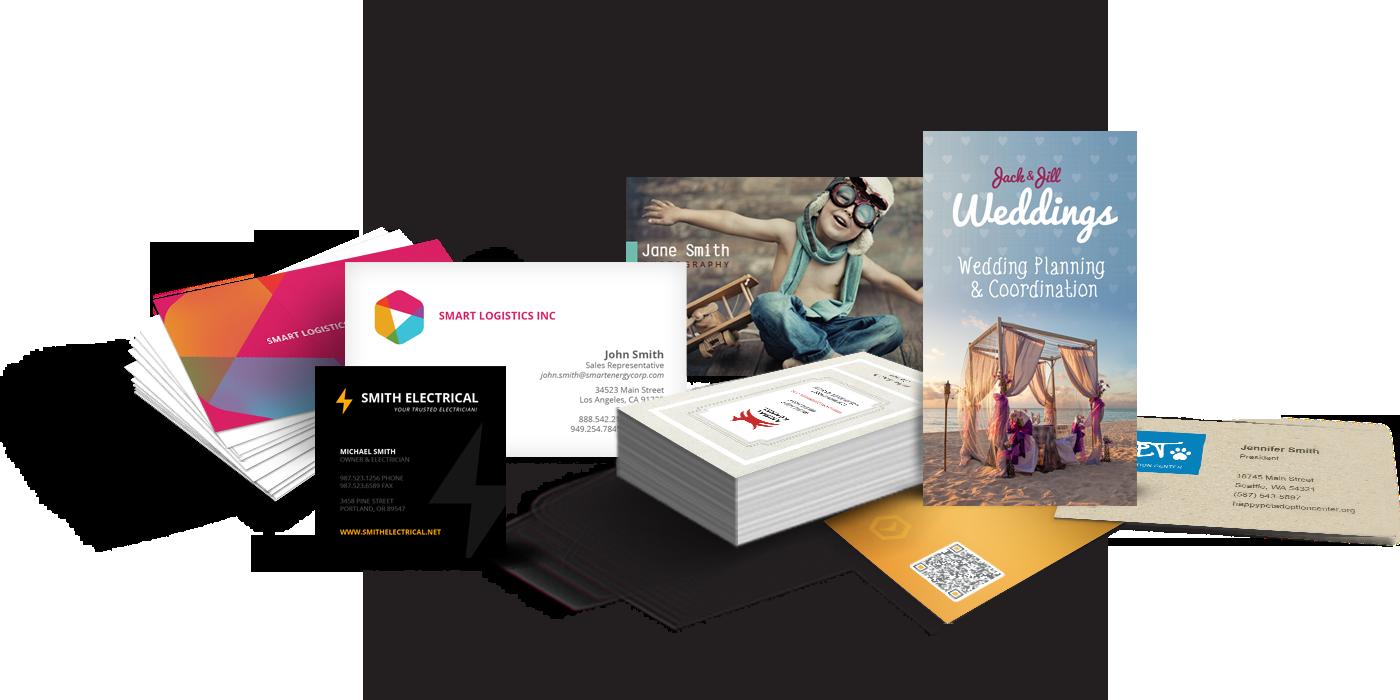 uPrint Business Cards (better than Vistaprint but a little bit more ...