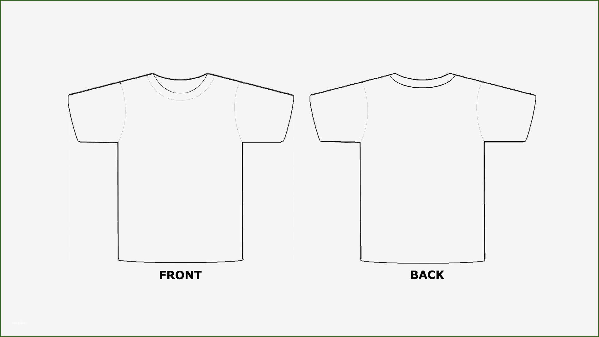 Impressive Printable T Shirt Template That Will Wow You In