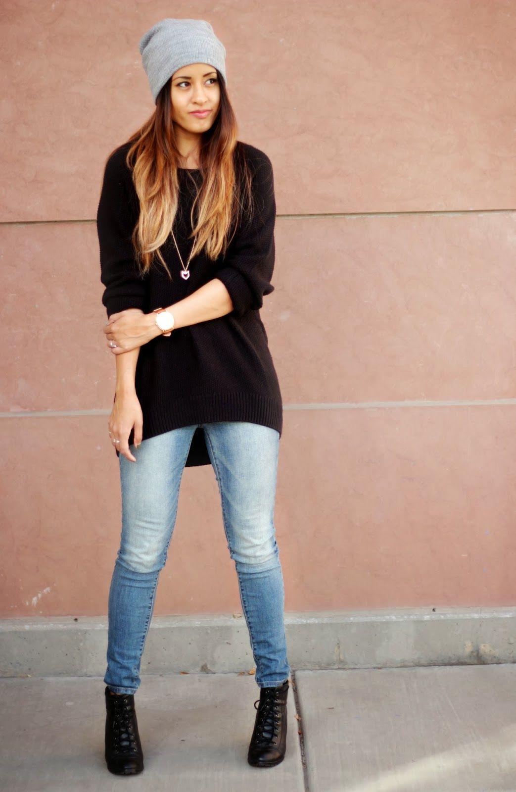 b5b0b32ea8a Fall Outfit | auteur ariel [ blog + youtube ] | Winter fashion ...