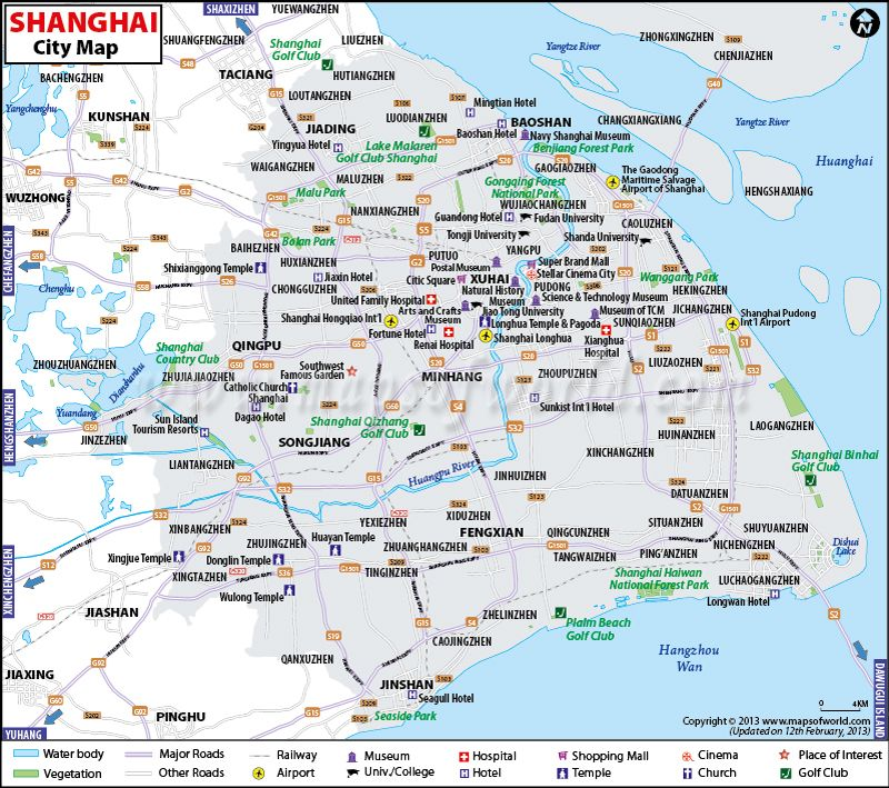 Shanghai map travel china pinterest shanghai china and city shanghai map explore map of shanghai china to know about the most polulous city in the world it is consider as the majot financial hub and the busiest gumiabroncs Image collections