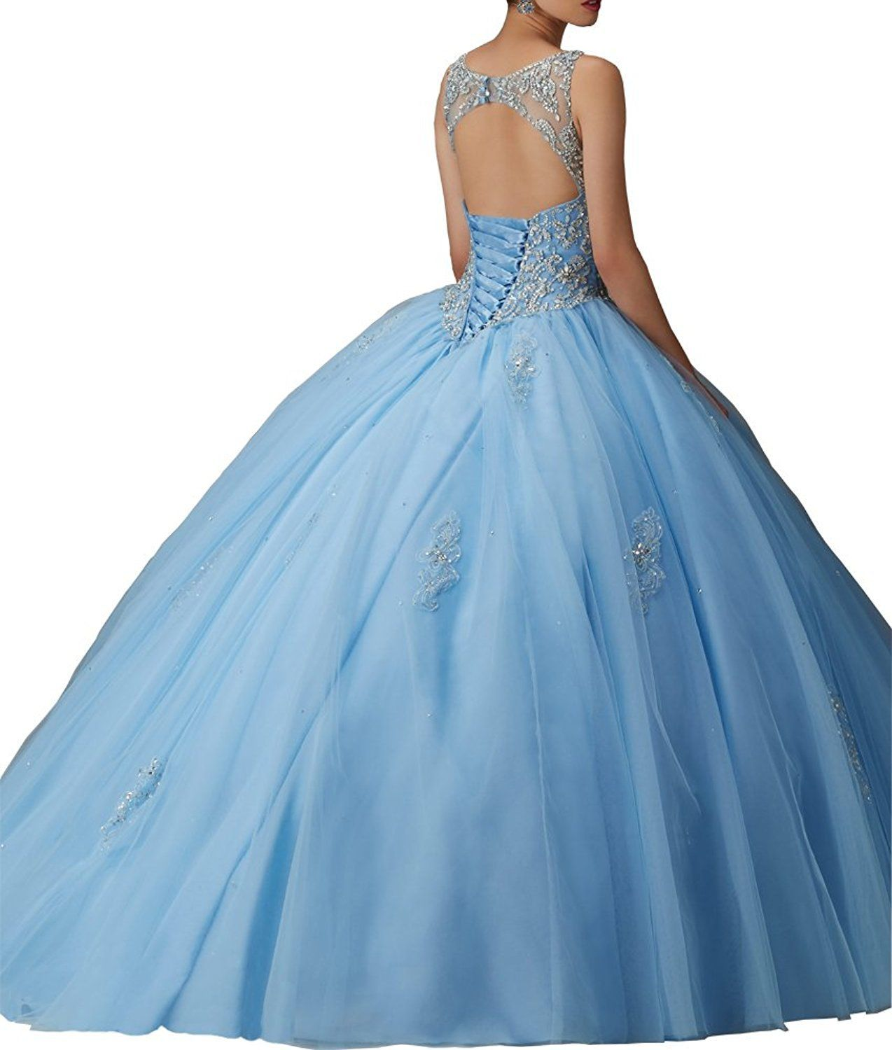 Xswpl Girls Sweet 16 Birthday Party Dress Ball Gown Beads Prom Quinceanera Dresses 2018 Champagne Us8 You Could Obtai Ball Dresses Girls Ball Gown Ball Gowns [ 1500 x 1274 Pixel ]