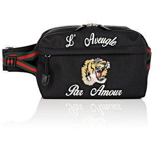 Gucci Men s Tiger Belt Bag  ac4f9db1052