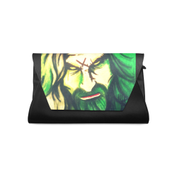Rob Zombie Clutch Bag (Model 1630)