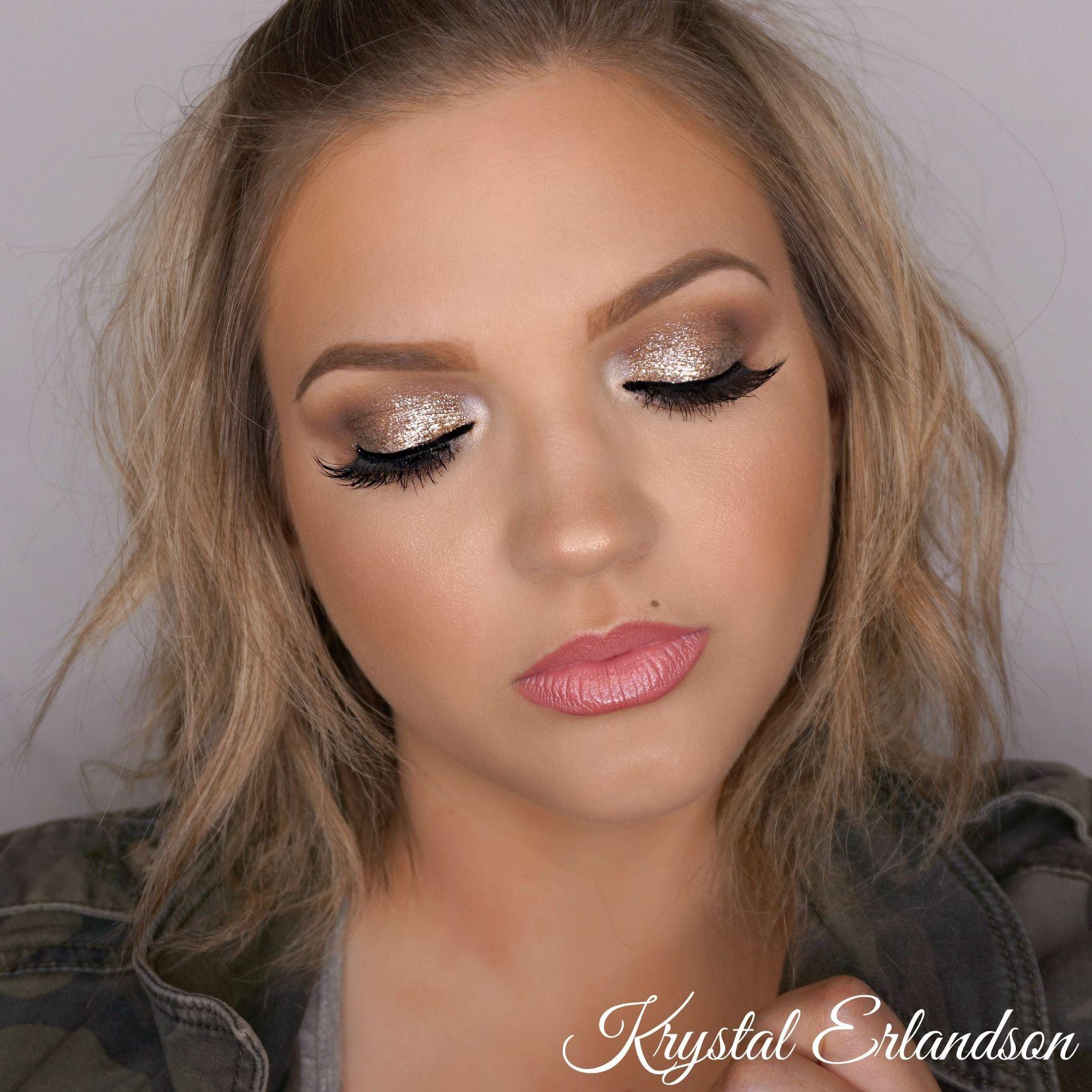 glitter is stila magnificent metals glitter eyeshadow and smokey storm   GlitterEyeshadow 5849b30cc543c