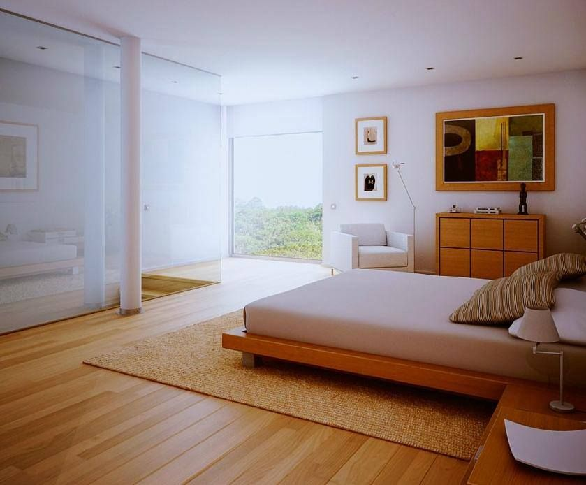 Wooden Flooring Bedroom Designs Amusing Beautiful #bedrooms With Kronoswiss #wooden #flooringfor Design Ideas