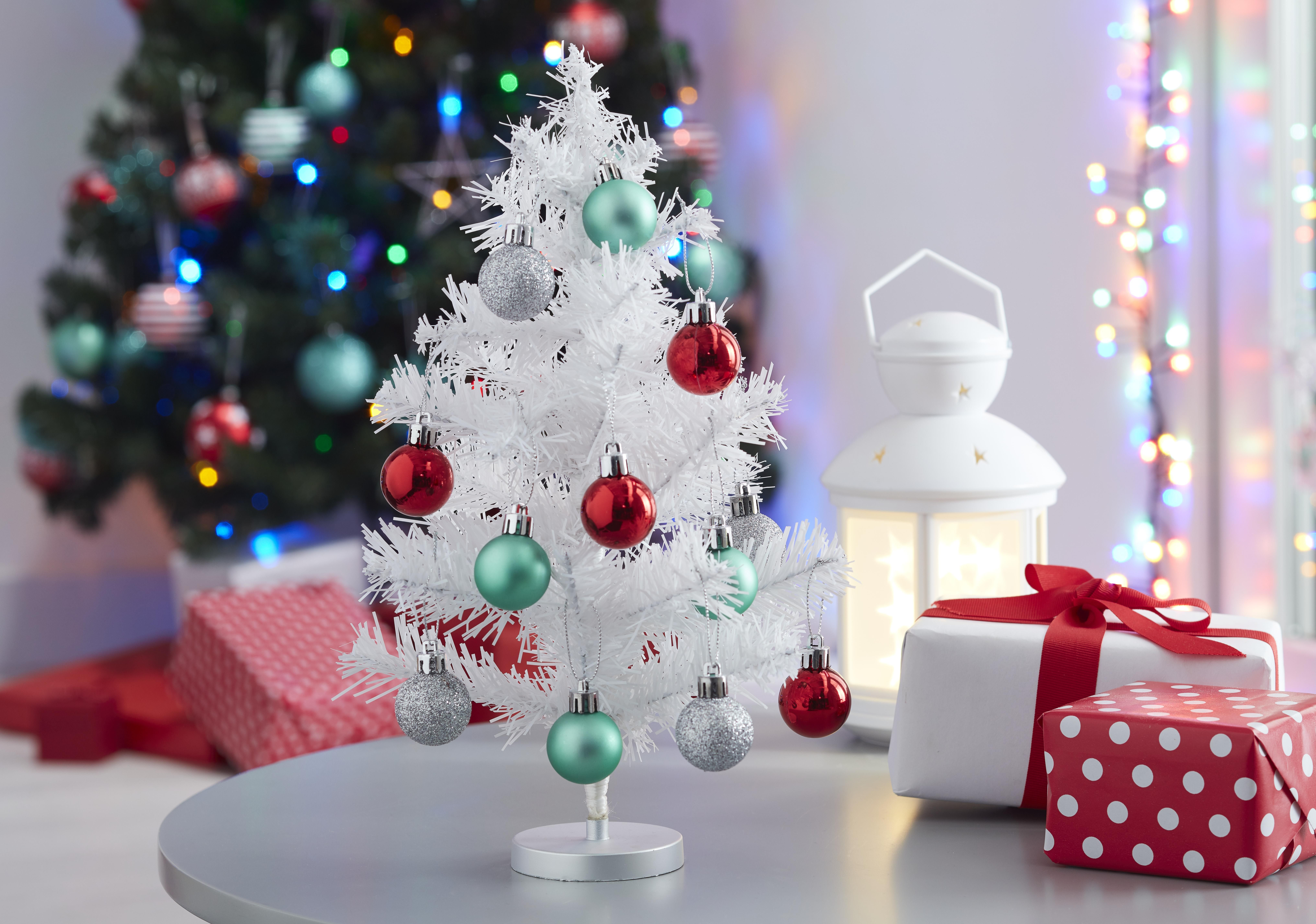 You can add some Christmas magic anywhere you like with a