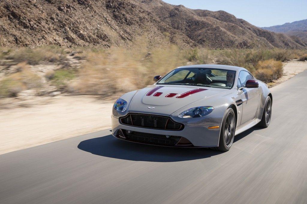 2015 Aston Martin V12 Vantage S First Drive Sports Cars