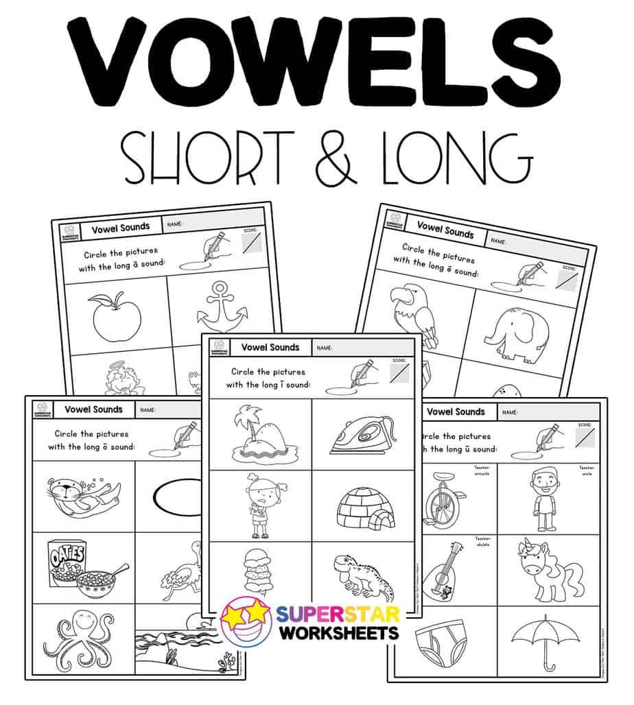 Free Short Vowel Worksheets Long Vowel Worksheets Short Vowel Worksheets Vowel Worksheets Long Vowel Worksheets