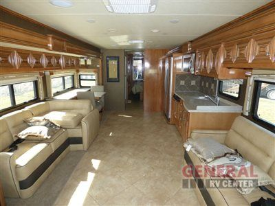 New 2015 Thor Motor Coach Tuscany XTE 40GQ Motor Home Class A - Diesel at General RV | Wixom, MI | #119068