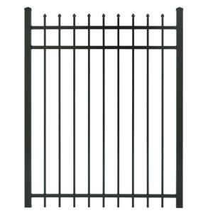 Best Re Purpose Metal Gate For Railing Add Wood Top Rail 400 x 300