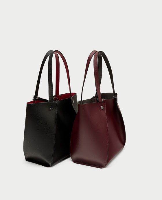 Women/'s Leather Style Studded Celebrity Bucket Tote Shopper Bag Satchel Handbag