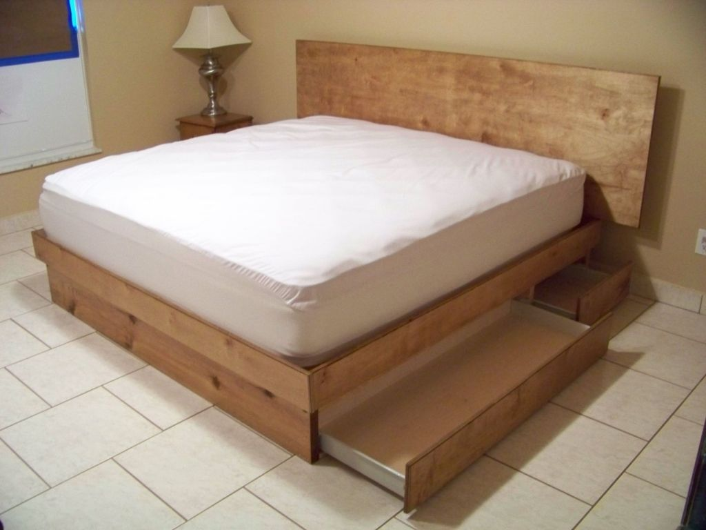 Awesome Platform Storage Beds Check More At Http Mywoolrich Com