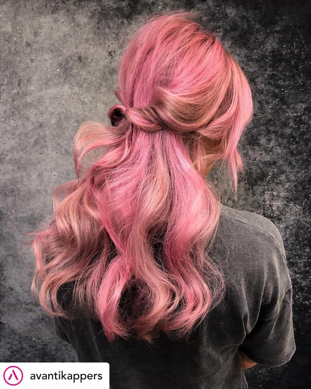 10 Brilliant Shades of Christmas Hair Color Hair color