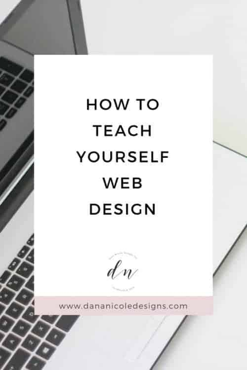 How To Easily Teach Yourself Web Design