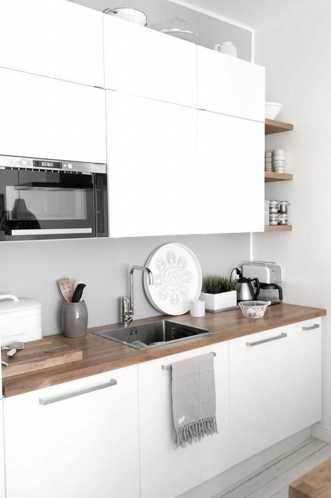 modernes haus  küchendeko rot weiß rote kuche deko digrit for - küche in weiß