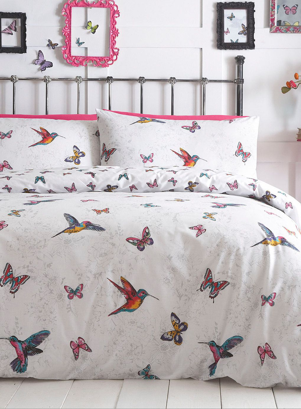 Delightful Hummingbird Bed Linen Part - 1: Hummingbird Bedding Set - Bedding Sets U0026 Sheets - Home, Lighting U0026  Furniture - BHS