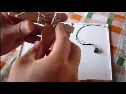 Como Fazer Um Cortador de Isopor, Espuma, EVA, PVC