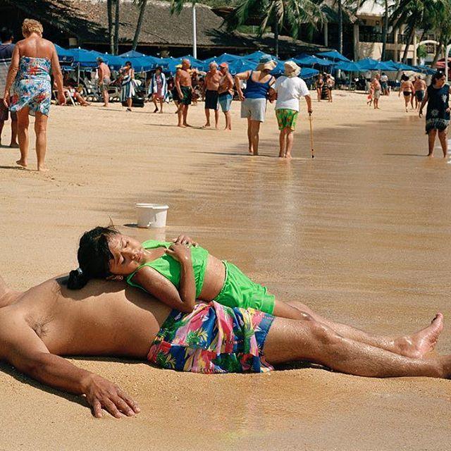 Acapulco, Mexico, 2008.  #happyfathersday