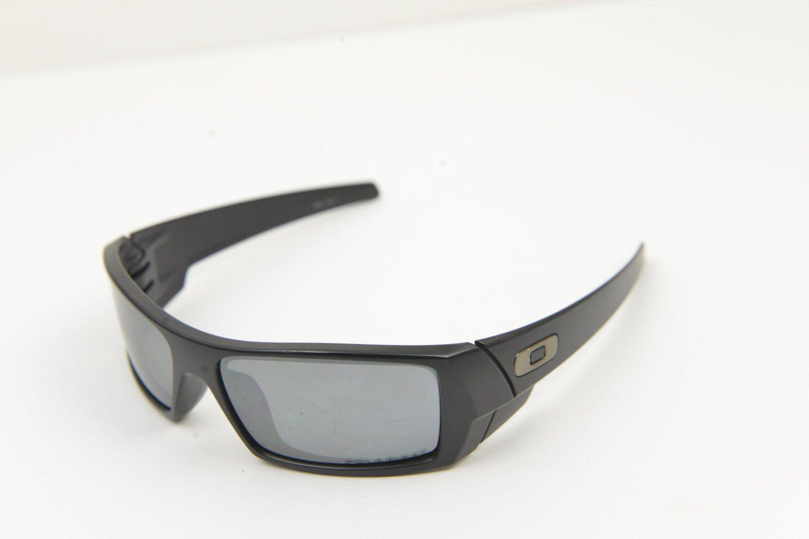 4084d4a5f0 ... oakley gascan 12 856 matte black polarized black iridium mens sunglasses