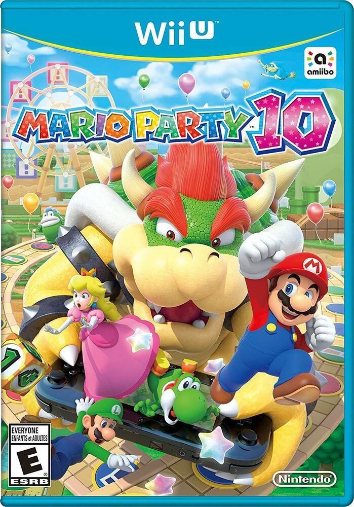 Mario Party 10 Nintendo Wii U nintendoswitch nintendo