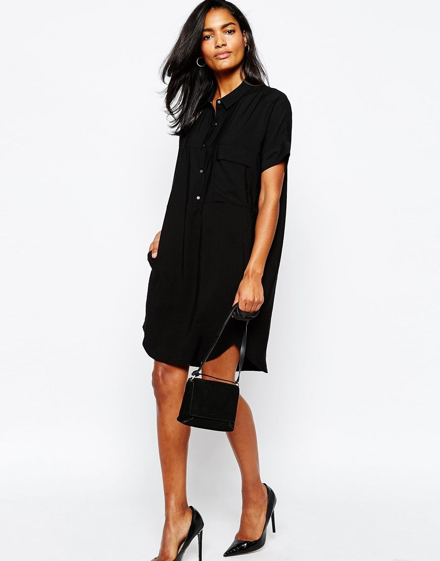 Whistles Leena Shirt Dress My Style Shirt Dress Dresses Shirts